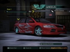 Need For Speed Carbono  Demo imagen 3