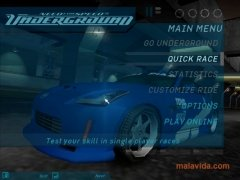 Need for Speed Underground imagen 5 Thumbnail