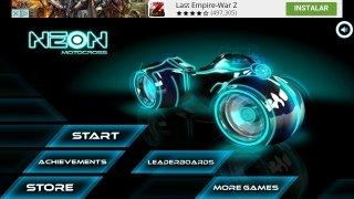 Neon Motocross imagen 1 Thumbnail
