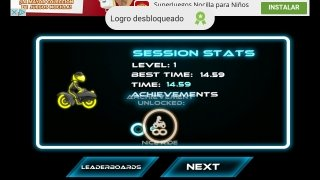 Neon Motocross imagem 5 Thumbnail