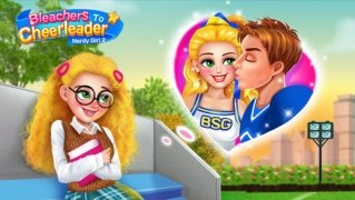 Nerdy Girl 2 High School Cheerleader de la vida imagen 1 Thumbnail