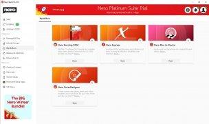 Nero 2015  16.0.2400 Burning ROM Español imagen 2