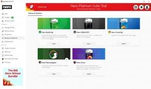 Nero 2015  16.0.2400 Burning ROM Español imagen 3