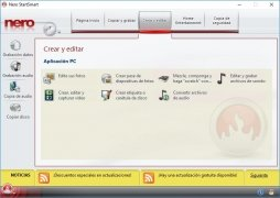 Nero 8  Ultra Edition 8.3.20 Español imagen 3