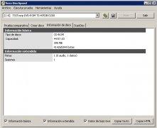 Nero DiscSpeed immagine 2 Thumbnail