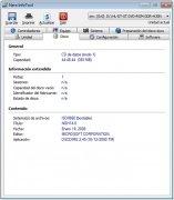 Nero InfoTool image 2 Thumbnail
