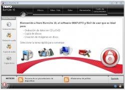 Nero BurnLite  10.0.10500 Español imagen 1