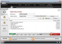 Nero BurnLite  10.0.10500 Español imagen 2