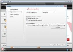 Nero BurnLite  10.0.10500 Español imagen 3