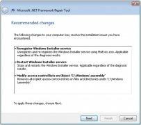 .NET Framework Repair Tool bild 1 Thumbnail