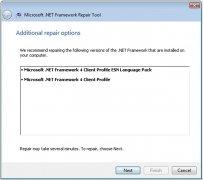 .NET Framework Repair Tool bild 4 Thumbnail