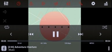Neutron Music Player imagen 1 Thumbnail