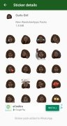 New Funny Emojis Stickers in 3D imagen 3 Thumbnail