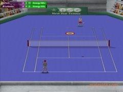 New Star Tennis imagen 2 Thumbnail