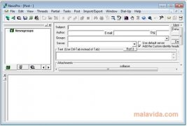 Usenet Explorer imagen 1 Thumbnail