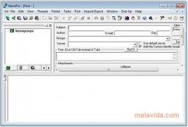 Usenet Explorer imagem 1 Thumbnail