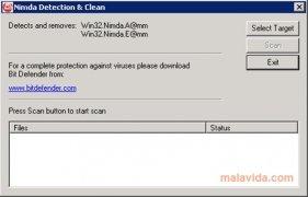 Nimda Antivirus imagen 1 Thumbnail
