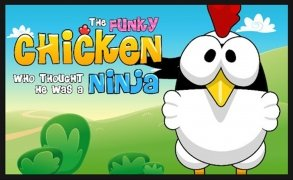 Ninja Chicken bild 1 Thumbnail