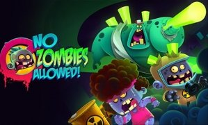 No Zombies Allowed image 1 Thumbnail