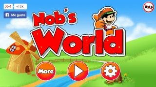 Nob's World - Jungle Adventure imagen 1 Thumbnail