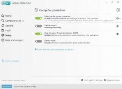 NOD32 Antivirus Изображение 6 Thumbnail