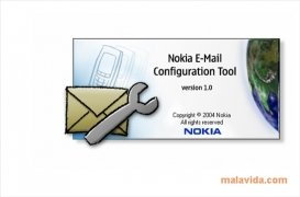 Nokia E-mail imagem 3 Thumbnail