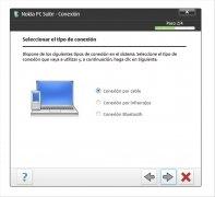 Nokia PC Suite  7.1.180.94 Español imagen 4