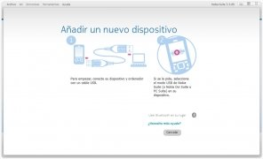 Nokia Suite  3.8.48 Español imagen 3