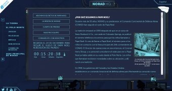 NORAD Tracks Santa imagem 3 Thumbnail