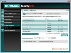 Norman Security Suite imagen 4 Thumbnail