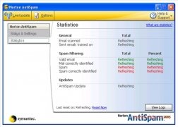Norton AntiSpam imagen 2 Thumbnail