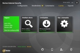 Norton Internet Security imagem 1 Thumbnail