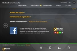 Norton Internet Security imagem 5 Thumbnail