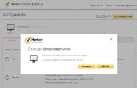 Norton Online Backup image 2 Thumbnail