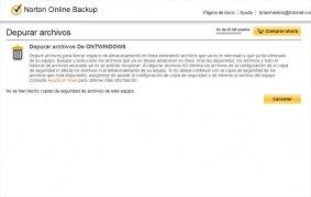 Norton Online Backup image 4 Thumbnail