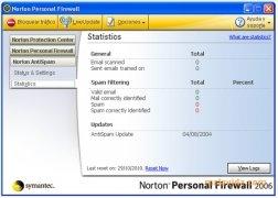Norton Personal Firewall imagen 3 Thumbnail