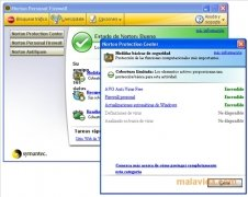 Norton Personal Firewall imagen 4 Thumbnail