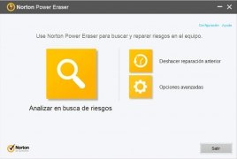 Norton Power Eraser image 1 Thumbnail