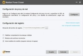 Norton Power Eraser bild 3 Thumbnail