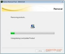 Norton Removal Tool 画像 3 Thumbnail
