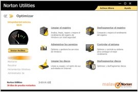 Norton Utilities immagine 1 Thumbnail