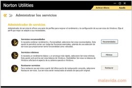 Norton Utilities immagine 3 Thumbnail