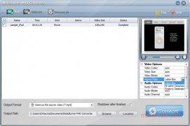 NoteBurner M4V Converter imagem 3 Thumbnail