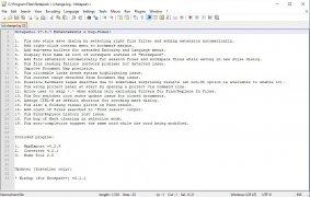 Notepad++ Изображение 2 Thumbnail