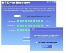 NT Drive Recovery Изображение 2 Thumbnail