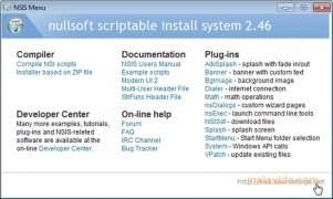 Nullsoft Scriptable Install System imagem 1 Thumbnail