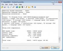 Nullsoft Scriptable Install System image 2 Thumbnail
