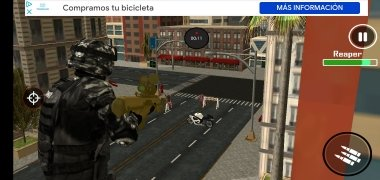 NY Police Battle vs Bank Robbers imagen 1 Thumbnail