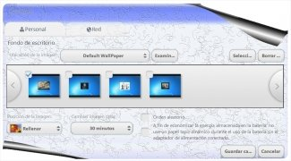 Oceanis Change Background Windows 7 imagen 1 Thumbnail