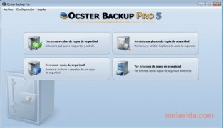 Ocster Backup immagine 1 Thumbnail